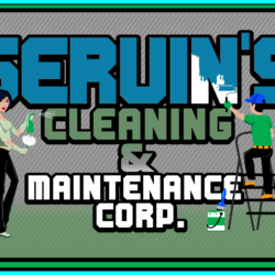 Servin's Cleaning and Maintenance Corp